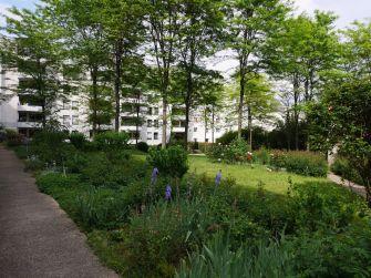 Vente appartement Avenue du Maréchal juin à Suresnes - Quartier Parc Du Château - photo